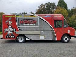 Wilson Food Truck Logo by Highland desig