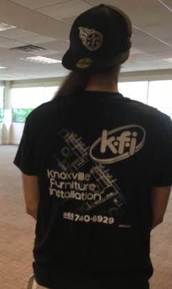 kfi knoxville furniture installation