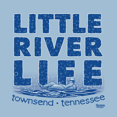 Little River Life Townsend tee
