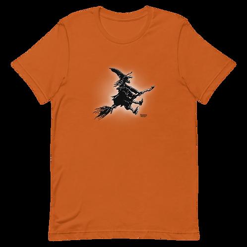 Witch Halloween tee