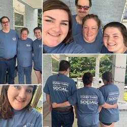 The Social Brand shirts
