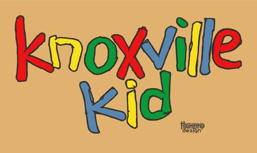 Knoxville Kid shirt design