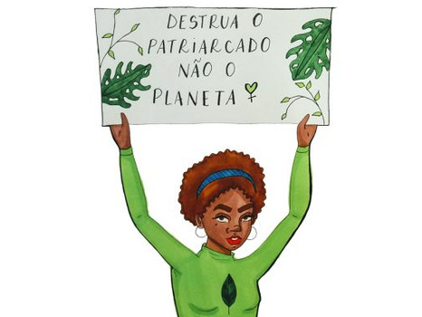 Ecofeminismo - mulheres no protagonismo da luta ambiental