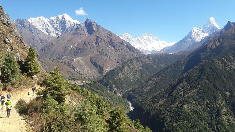 Everest viewpoint, Gokyo Ri trek, Nepal