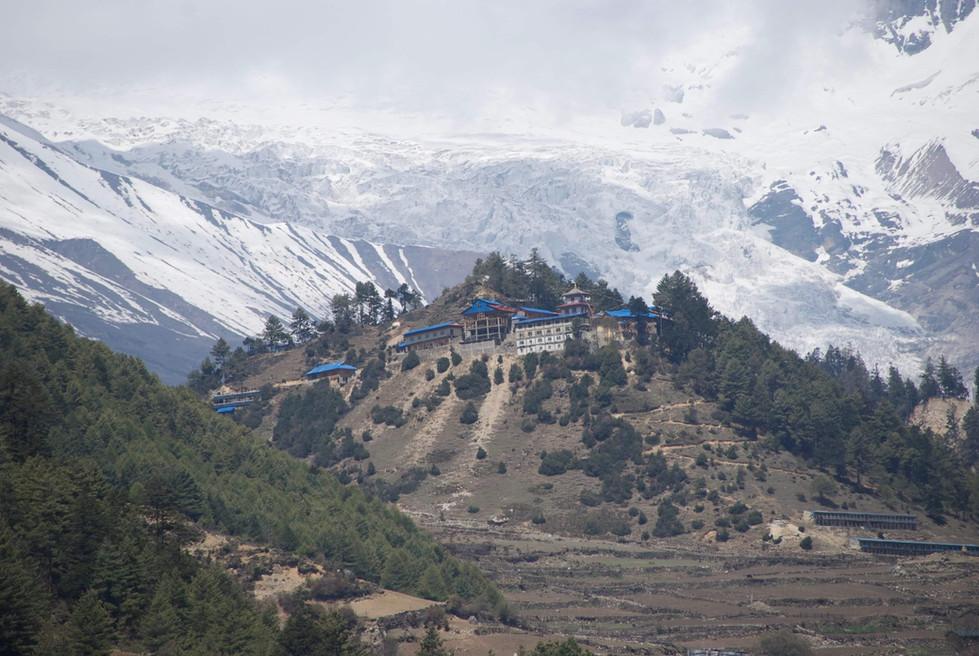 Mu Gompa, Tsum Valley