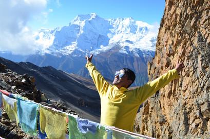 Kang La Pass, Nar Phu, Nepal