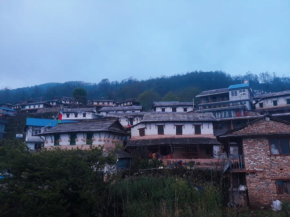 Ghorepani Poonhill trek - Ghandruk