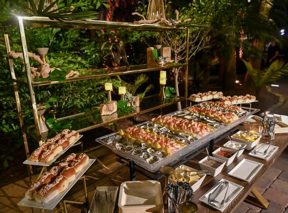 Puff 'n Stuff Catering - Paradise Cove Raw Bar (PnS).JPG