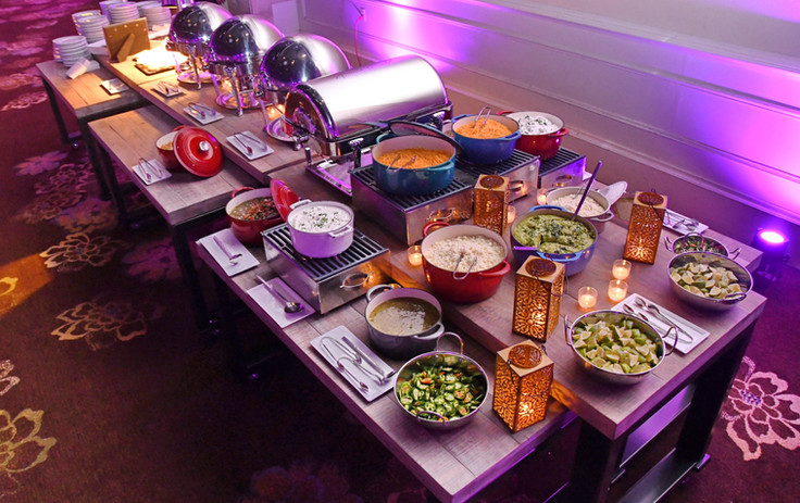 Puff 'n Stuff Catering - Taco Station (P