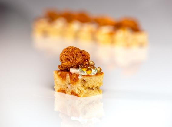 Bridget Bray - (NK) HD POULTRY Chicken & Waffle l Maple Caviar l Bacon Corn Gravy (4).jpg