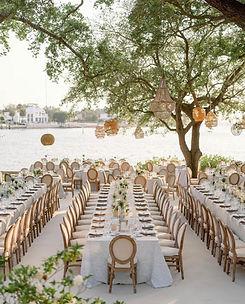 Puff 'n Stuff Catering - Outdoor Wedding