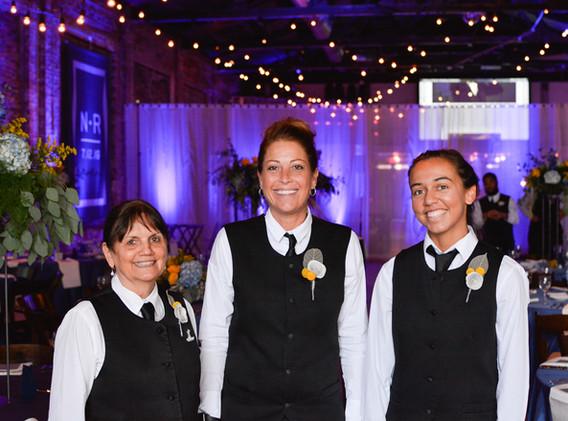 Butler's Pantry Service Team at wedding.jpg