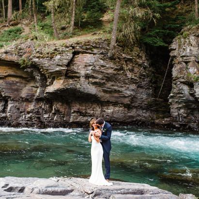Honeybee Weddings 182Glacier National Park Wedding_Glacier