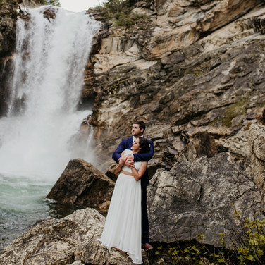 Honeybee Weddings 052Glacier National Park Elopement_Belto