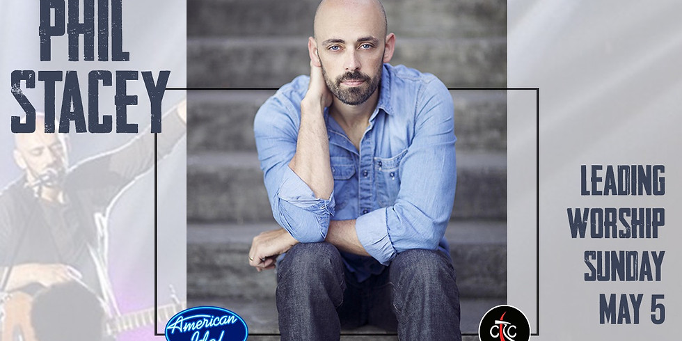 American Idol Contestant Phil Stacey