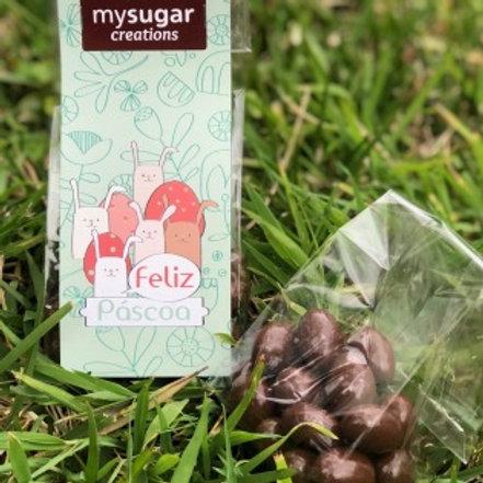 Amêndoas de Chocolate