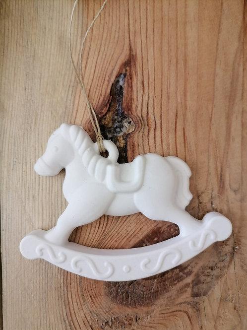 Cavalinho Cerâmica Perfumada