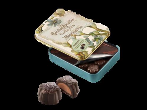 Latinha Trufas Chocolate