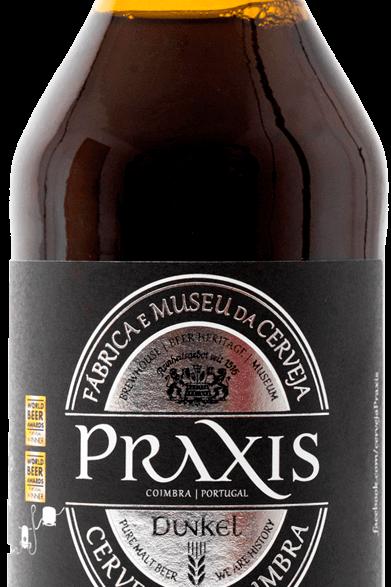 Cerveja Praxis Dunkel Pack 4