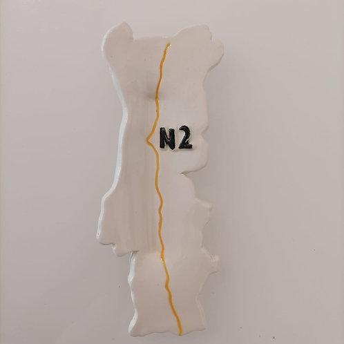 Mapa Cerâmica N2