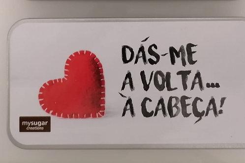 Latinha Tablete de Chocolate 100g