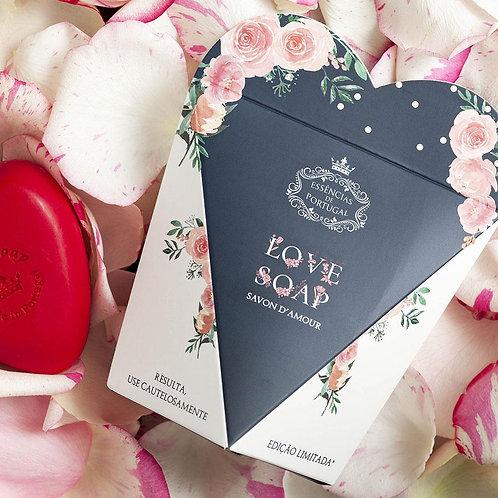 Sabonete Amor Embalagem Love Soap