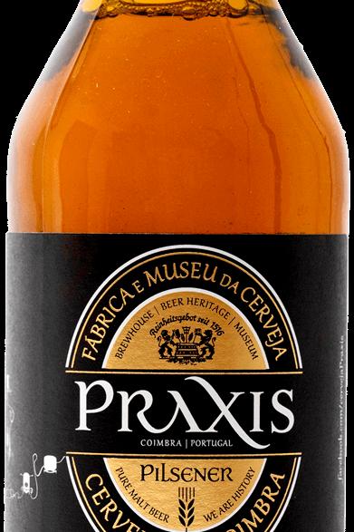 Cerveja Praxis Pilsener Pack 4