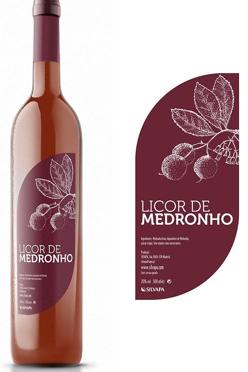 Licor de Medronho 500ml