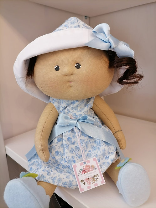 Boneca Pano com Vestido