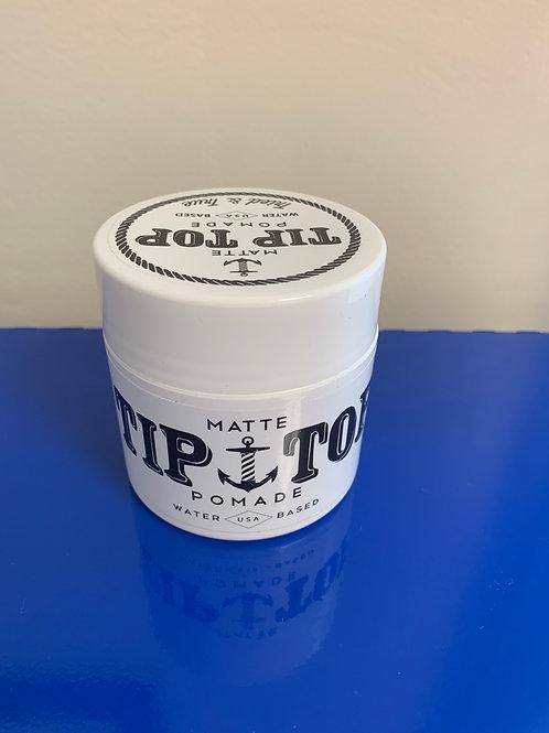Tip Top - Matte Pomade - 4oz