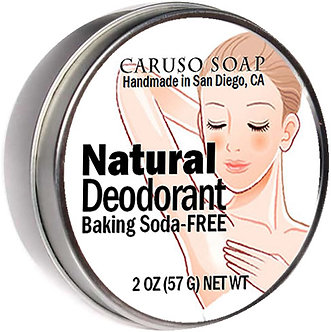 Natural Deodorant: Regular