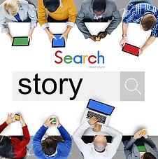 Tekstschrijver storytelling