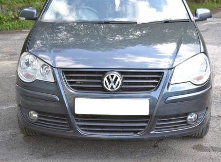 2008 9N3 Polo Match 1.4 TDi