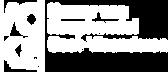 White VOKA logo