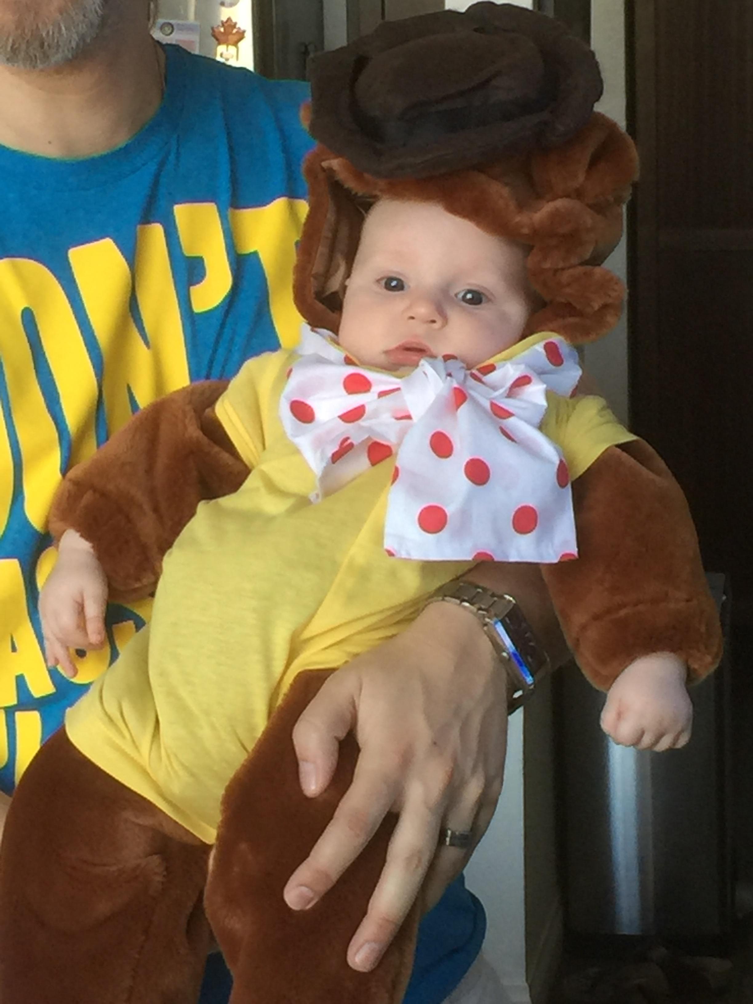 Baby Fozzie Bear