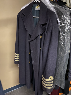 Captains Greatcoat