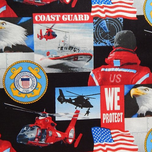 Support the Coast Guard