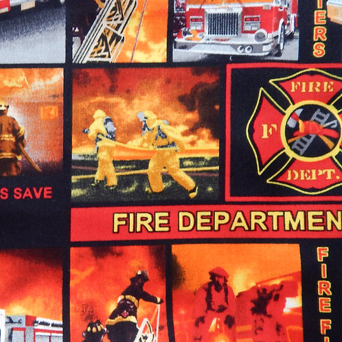 Support the Fire Fighters