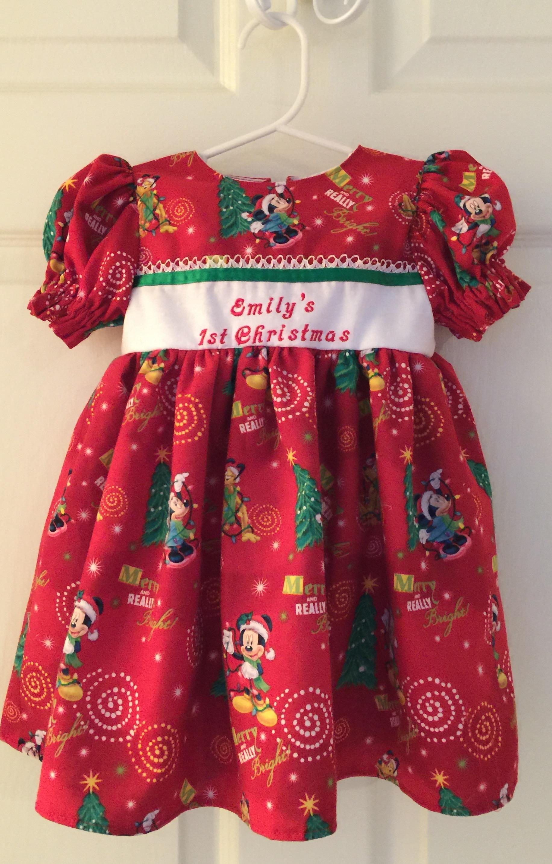 Personalization Dress