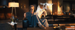 Jeff Bridges Ugg Commercial