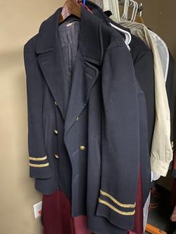 Mens  Second Officer Coat