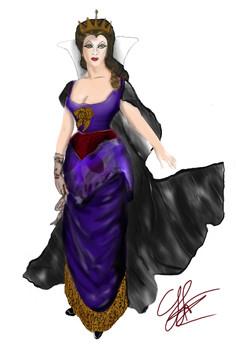 Snow White's Evil Queen