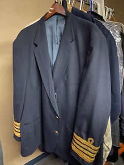 Captain's Jacket
