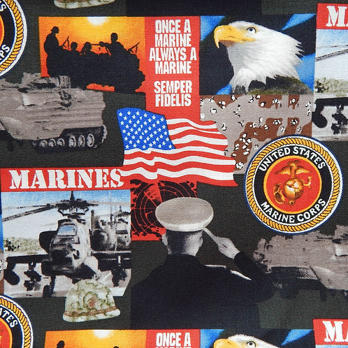 Support the Marines