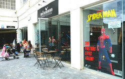 Spider-Man at The Mockingbird Cinema