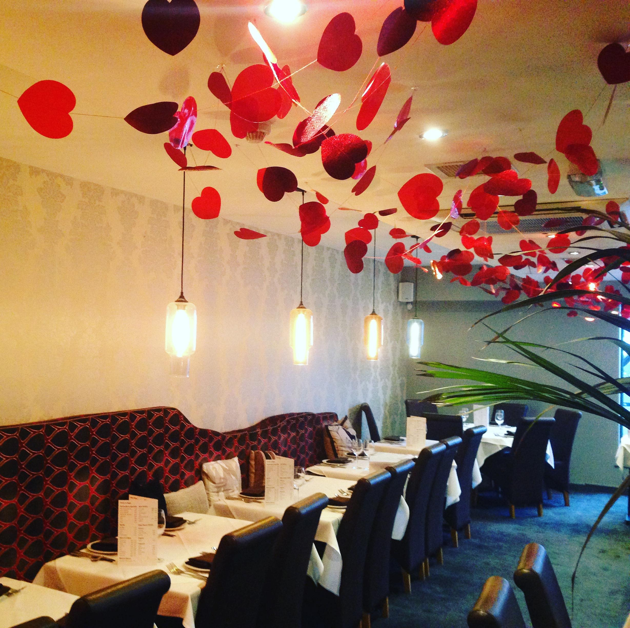 Valentines Day at Dine India