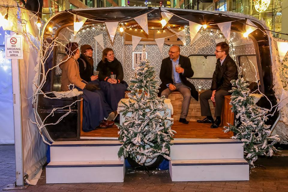 Winter Social at The Bullring