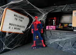 Spider-Man Homecoming Launch