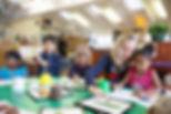 Sonja Teaching preschoolers at Avondale Christian Kindergarten