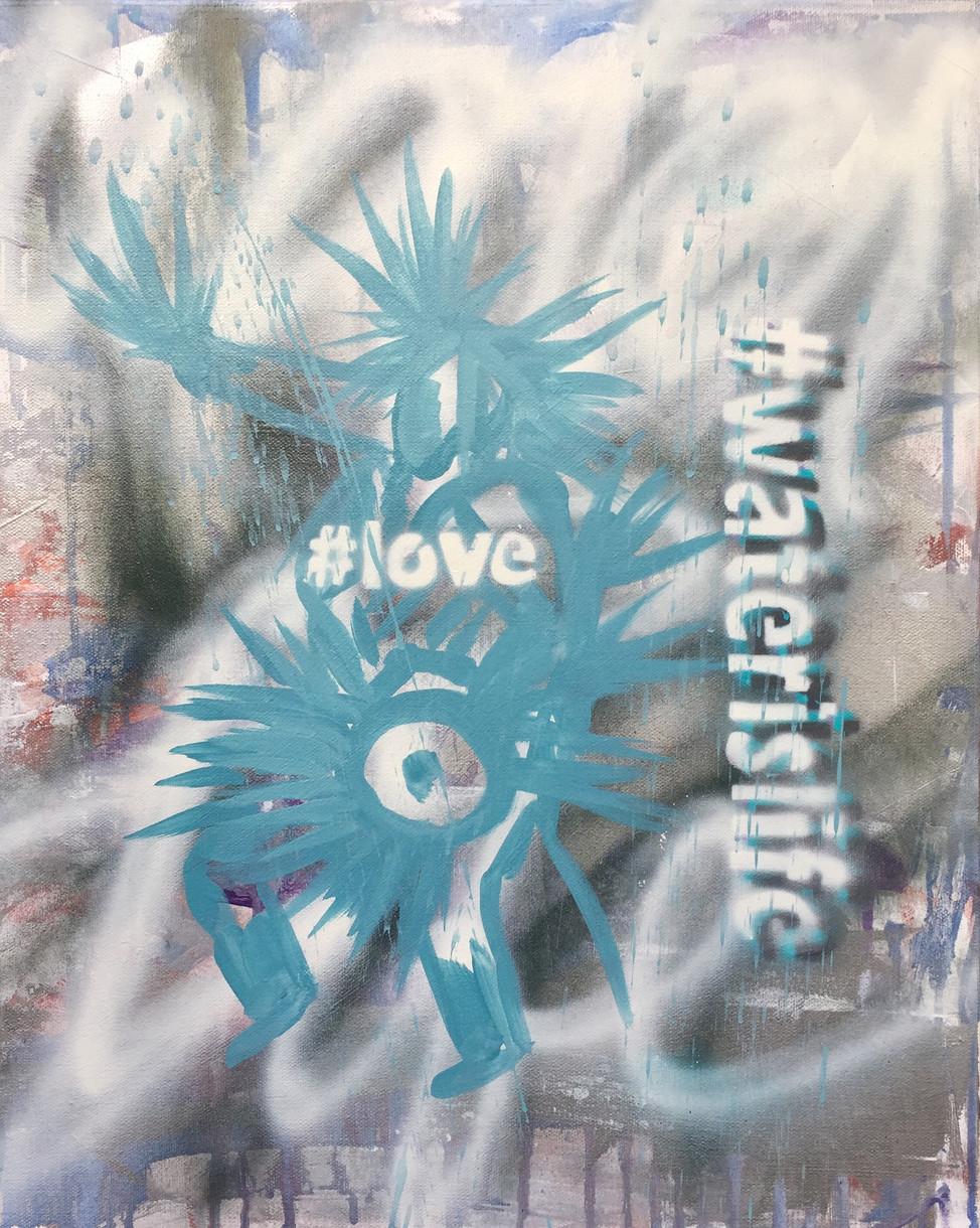 #artistsstandwithstandingrock Art Auction
